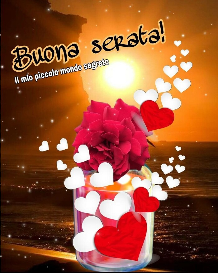 Buona Serata A Tutti 3 Baciogiorno It