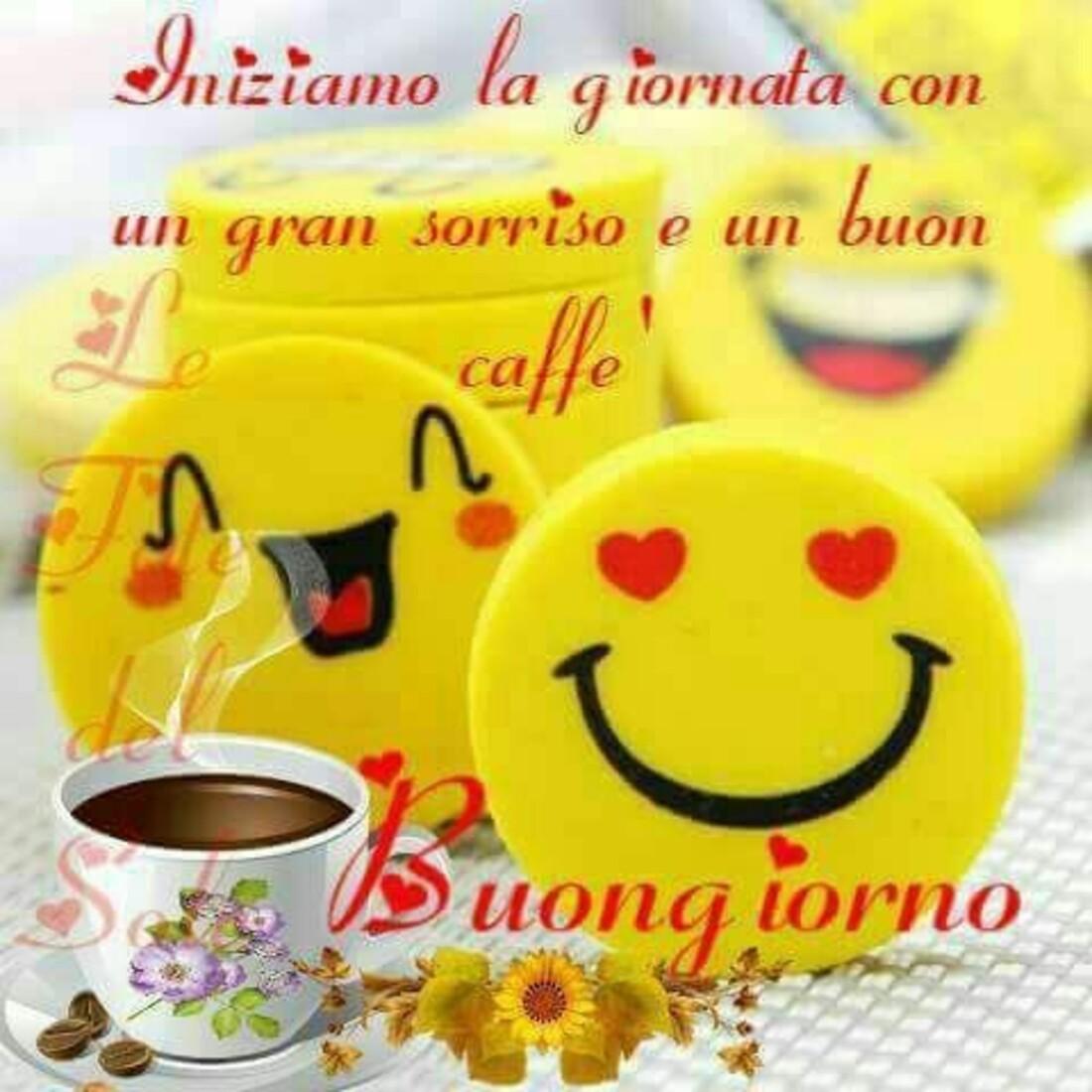 Buongiorno col sorriso bellissime immagini (2)