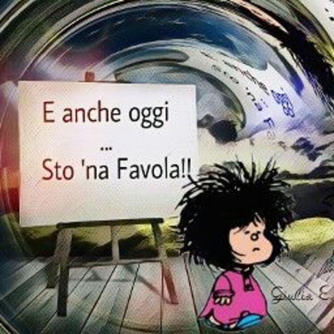 Il Buongiorno divertente con Mafalda