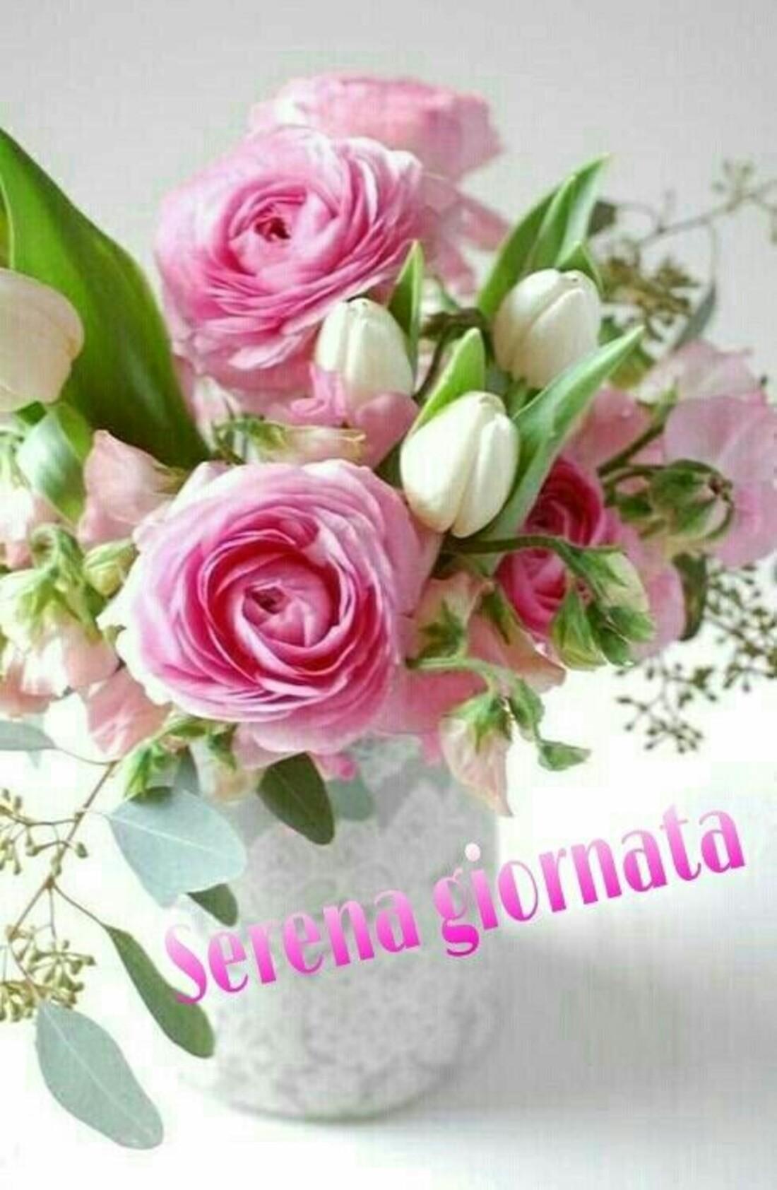 Immagini belle del Buongiorno con i fiori (9) - BacioGiorno.it