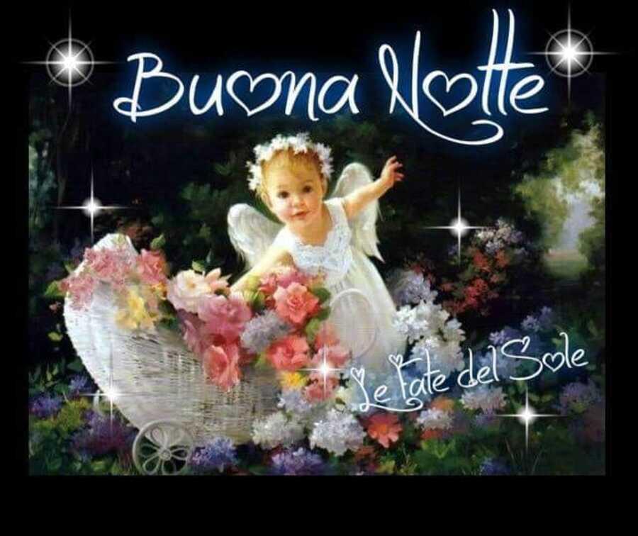 Bnotte e buonanotte amici di Facebook 2
